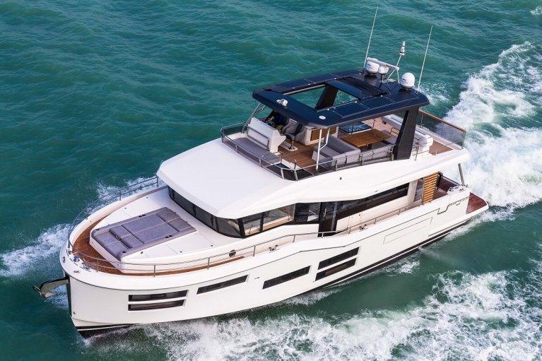 Beneteau, Lagoon, Cannes, Yachting, Festival, debut, world, premieres, global, Grand Trawler 62, Gran Turismo 45, Lagoon 55