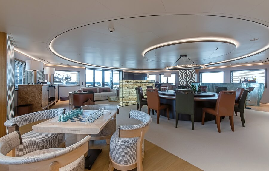 Imperial, La Datcha, Damen, yachting, superyacht, charter