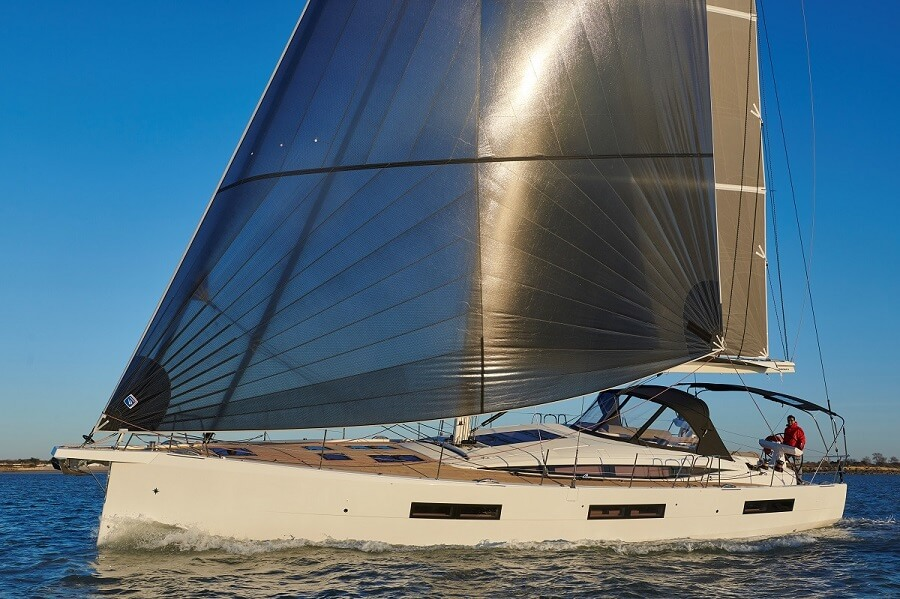 Jeanneau, Yachts, 60, sail, sailing, boat, yacht, Philippe Briand, Andrew Winch, Winch Design, Francois-Xavier Debeaupte, Cannes, Yachting, Festival