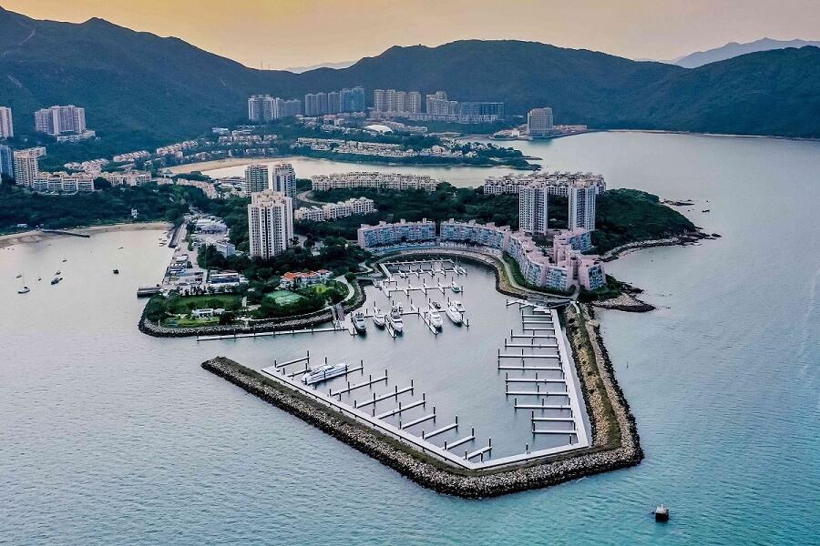 Lantau Yacht Club, yachtcation, Discovery Bay, marina, boat, yachting, Hong Kong