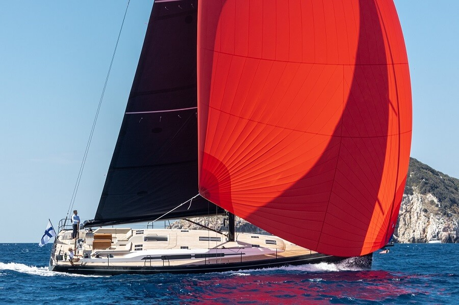 Swan, 58, 2021, sailing, yacht, boat, Germàn Frers, Nautor's Swan, Nautor Group, Finland