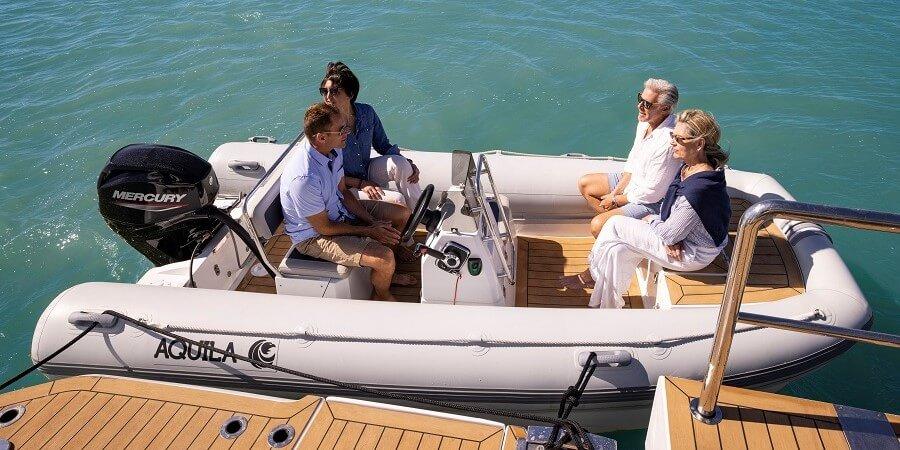 Lex Raas, MarineMax, Aquila, Power, Catamarans, Powercats, 54, 50, Hydroglide Foil, Leopard, The Moorings