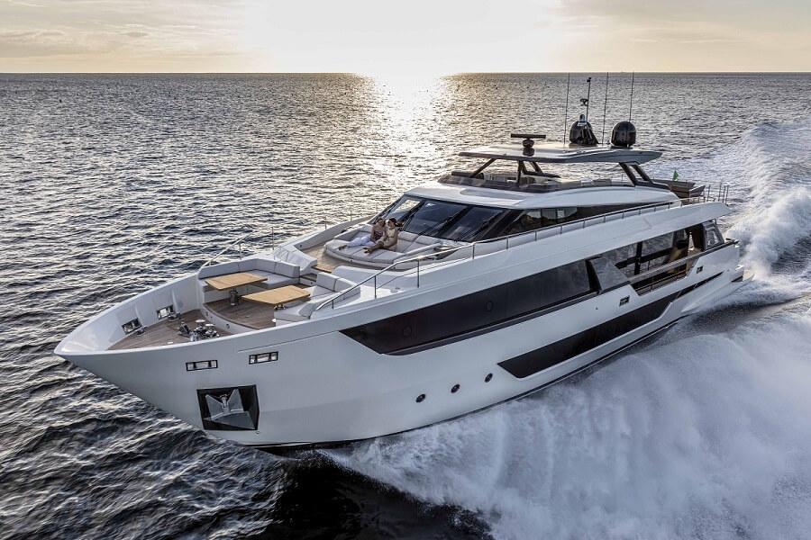 Ferretti Yachts, 1000, motor yacht, Venice Boat Show, Cannes Yachting Festival, IdeaeItalia, Filippo Salvetti, Taiwan, Asia