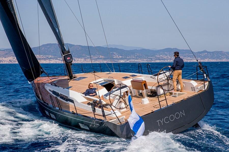 Swan, Beneteau, Jeanneau, sailing, monohull, Oceanis, Frers, Misa Poggi, Marc Lombard