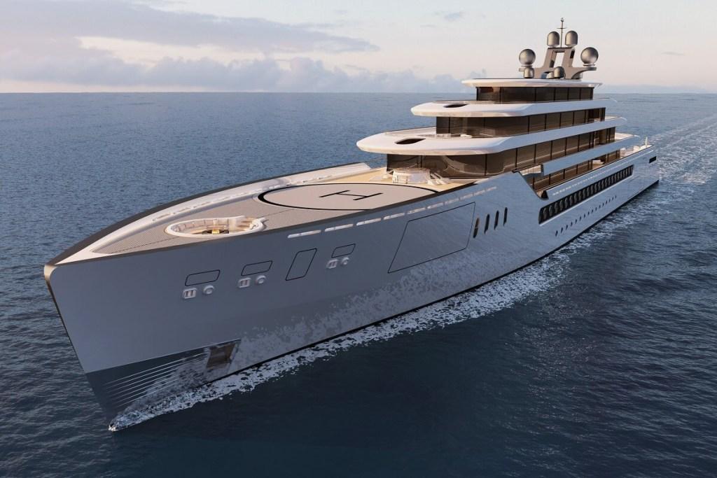 Meyer Group, shipyard, Bernard Meyer, ships, cruise, private, yacht, megayacht, One 50, concept, Papenburg, Rostock, Turku