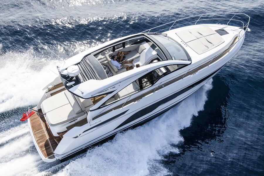 Fairline, Yachts, GT, GTO, F//Line 33, 65, 50, 45, Open, Southampton, Boat, Show, Mayflower Park