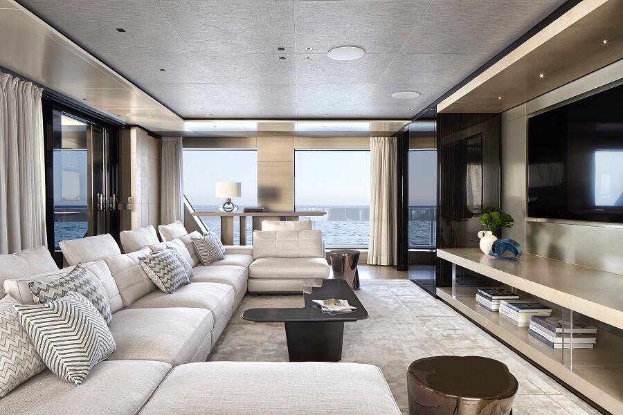 Sanlorenzo, 62Steel, Yacht, Superyacht, Cloud 9, Monaco Yacht Show, Francesco Paszkowski, Margherita Casprini