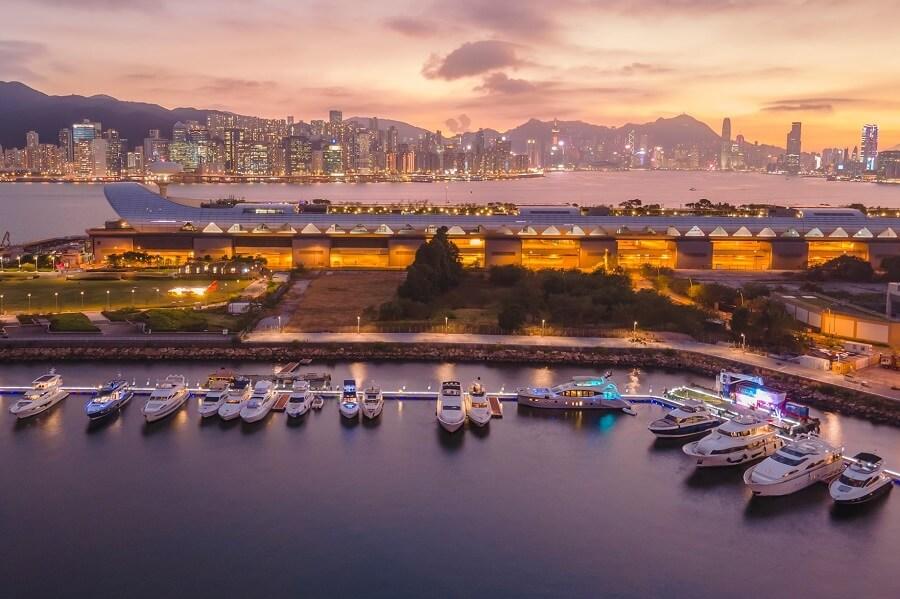 Vivian Chan, Chan Ki, VP Yachts, Sessa, Yacht, Boat, Marine, Sun Hing Shipyard, Ruby Law, Tasha Ling, Wendy's Workshop