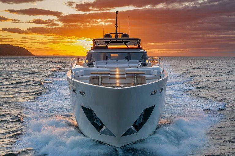 Ferretti Group, Fort Lauderdale, Boat Show, Ferretti Yachts 1000, 720, 780, 920, Riva 88' Folgore, Rivamare, Dolceriva, 56' Rivale, Pershing 6X, 7X, 8X, 48wallytender