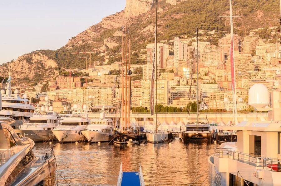 Monaco Yacht Show, Port Hercule, SYBAss, Benetti, Gaëlle Tallarida, Bluegame, Sunreef, Nobiskrug, Bilgin, Azimut, Ferretti Group, Sunseeker, Pershing, Damen, Amels