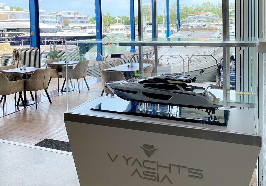 V Yachts Asia, Thailand, Ferretti Yachts, Pershing, Riva, Sornkom Kitprasan, Chanyo Manakulsawasd, Phuket, Boat Lagoon, Ferretti Group