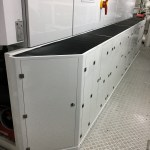moveable cupboards