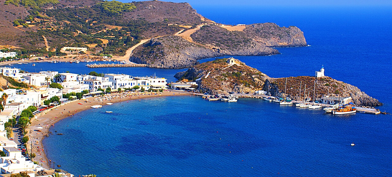 choose cythera ionian island for your summer vacations in greece and rent a villa from our luxurious collection
