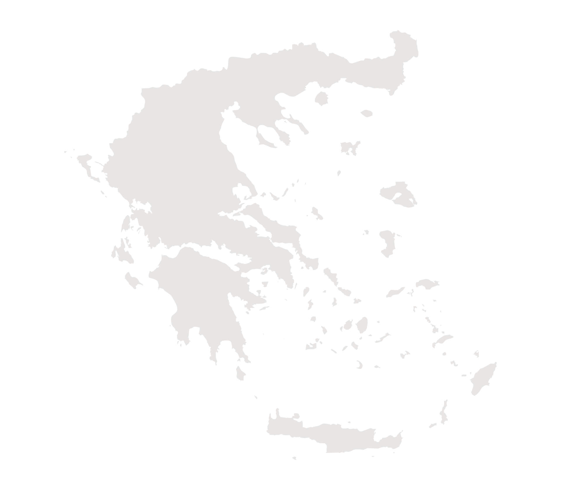 greece islands choose greece for your summer vacation map