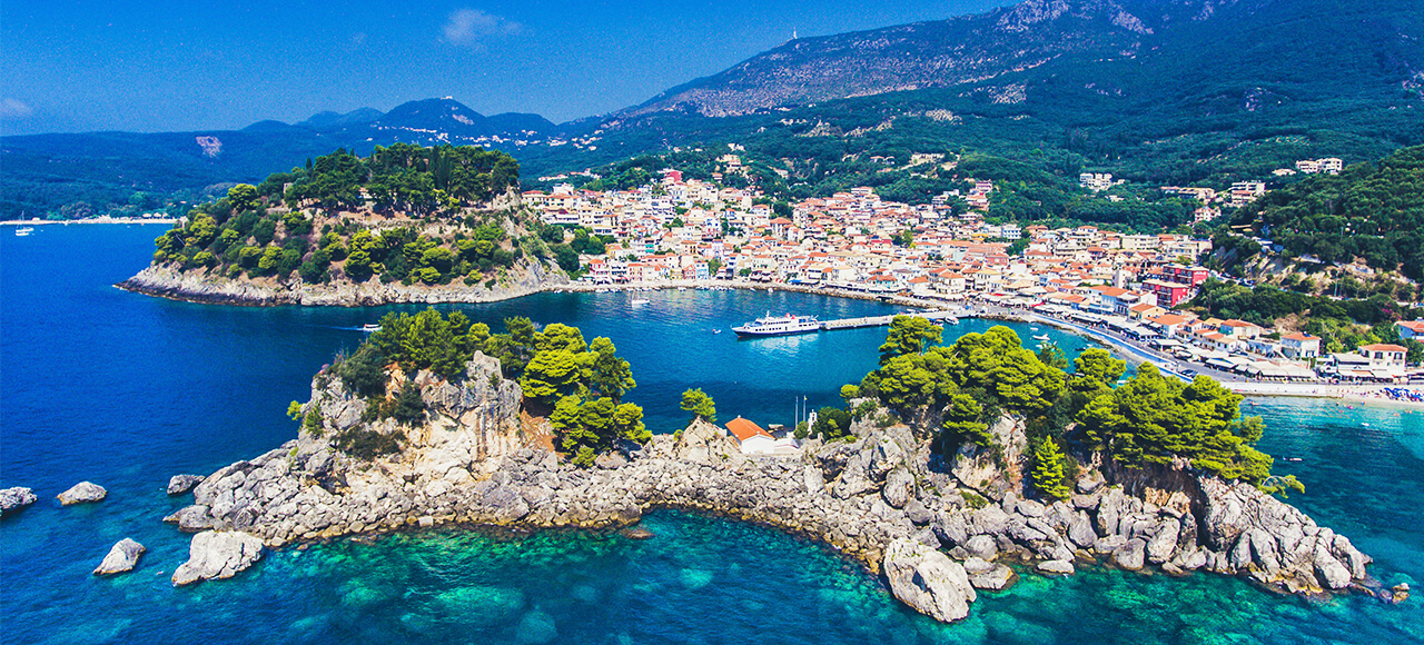 choose parga syvota epirus ionian coast for your summer vacations in greece and rent a villa from our luxurious collection
