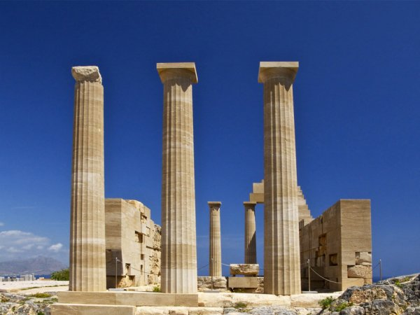 choose rhodes dodecanese island for your summer vacations in greece and rent a villa from our luxurious collection