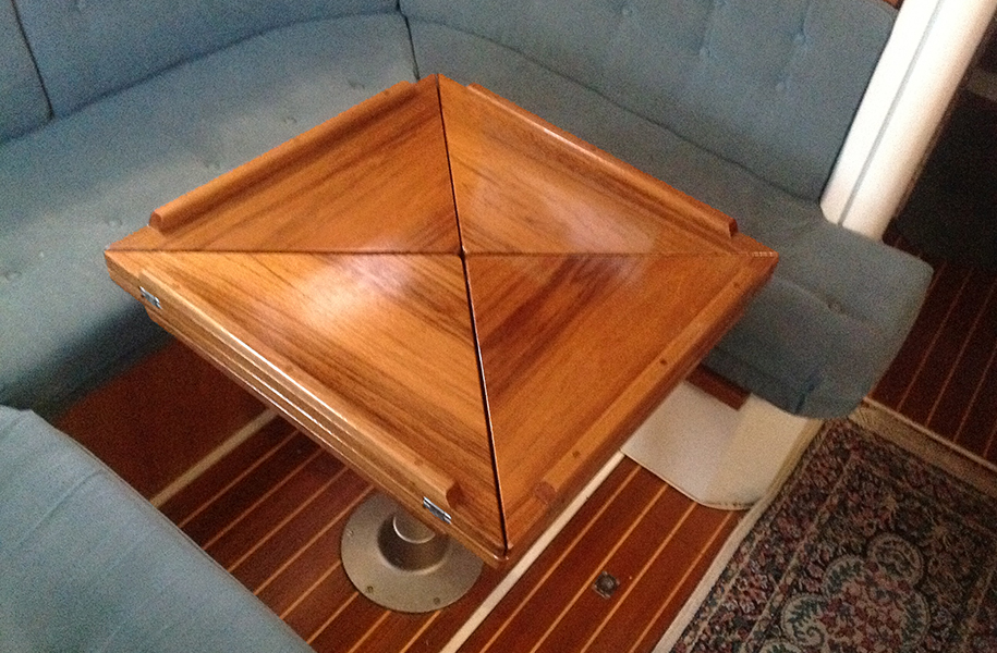 Tables For Yachts Dining Cockpit And More Just Another CRUISING CONCEPTS Sites Site