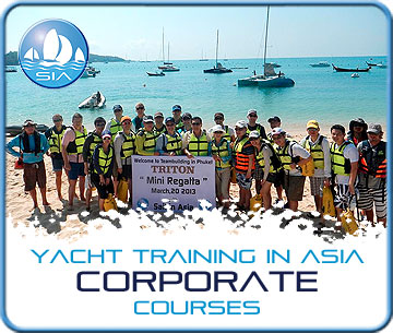 IYT Yacht Training School Asia - Corporate Services