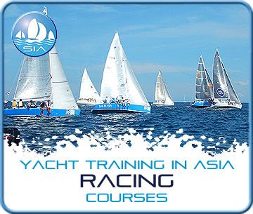 IYT Yacht Training School Asia - Racing Courses