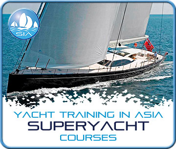 IYT Yacht Training School Asia - Superyacht Courses