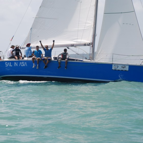 Winning Boat