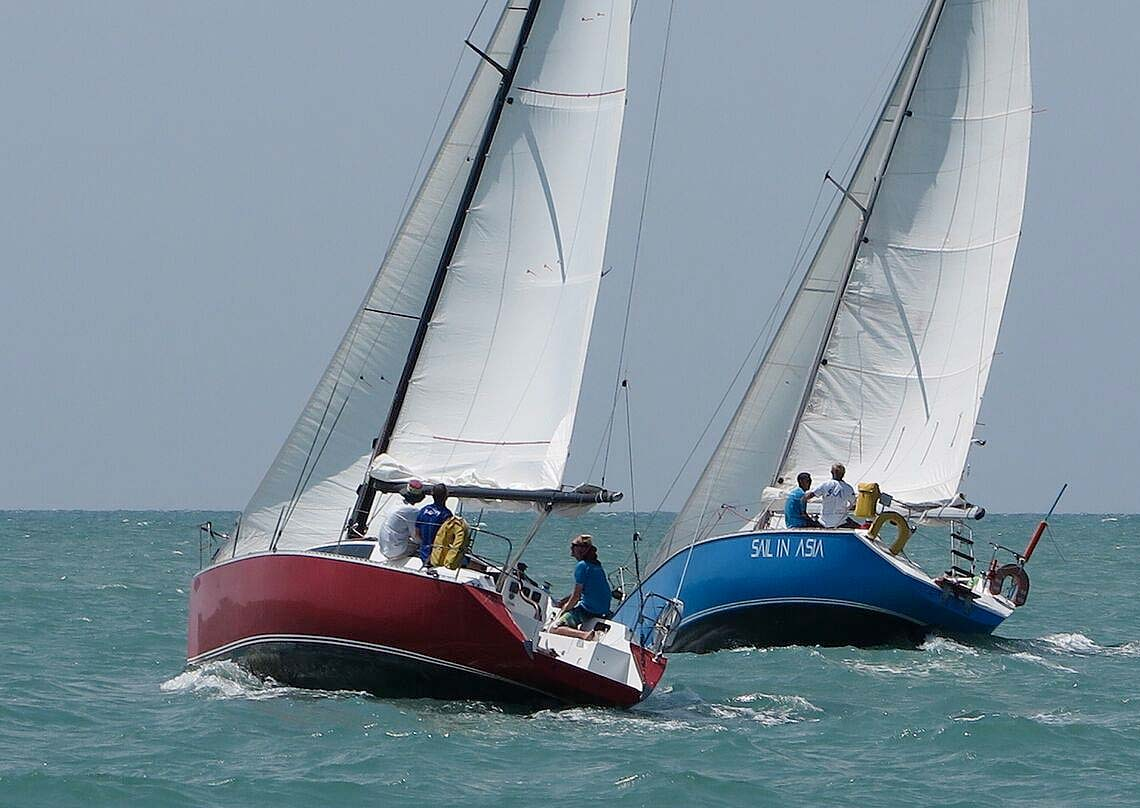 Fast Track Yachtmaster - for those in a hurry