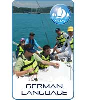 German Language Sailing Courses