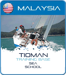 Sail Training in Asia
