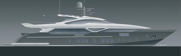 motor yacht type