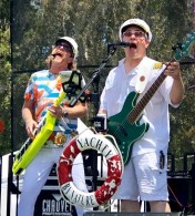 yacht rock party club tribute cover band rancho fest 2019 boat cruise ship dock marina port stage yachty by nature captain carl scotty mcyachty