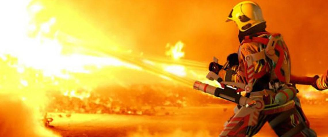 Перловка. Пожар (26.06.2010)