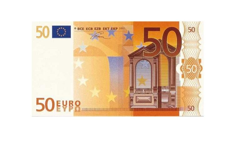 50 euró