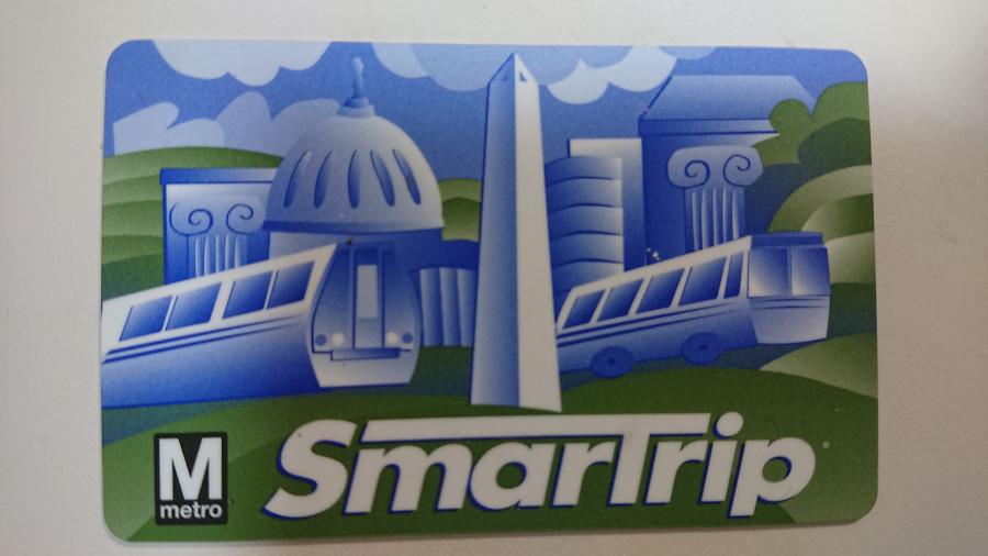 SmarTripカード