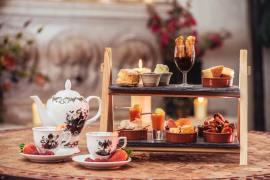 Arta Spanish Afternoon Tea