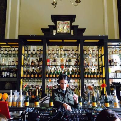 Music Event Bar