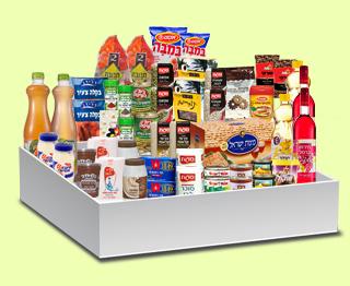 חבילת מזון למשפחה