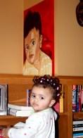 My Beautiful daughter Becca