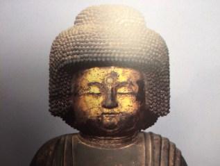 アフロの仏様