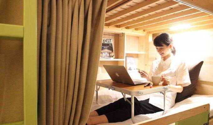 "Renovating]: ""HARUYA Umekoji"" Mix Dormitory Room"