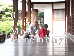 01. Join Monk Ceremony