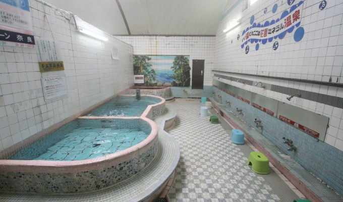 [特集]源泉掛け流しの名銭湯 花園新温泉