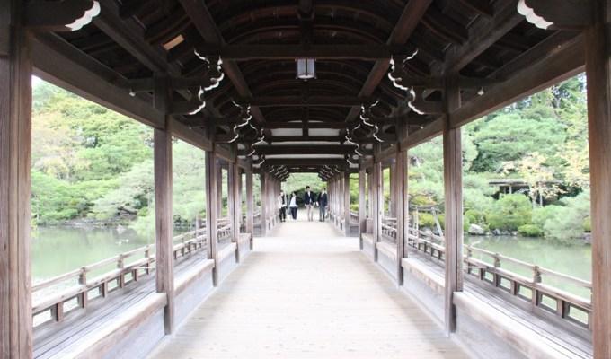 [毎月1日・15日・19日]京都 平安神宮 月次祭 朝の神苑
