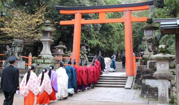 [令和元年限定]奈良 春日大社 大嘗祭
