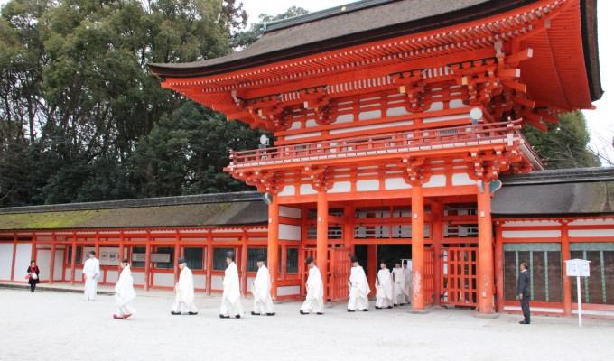 [毎月1日]京都 下鴨神社 月次祭