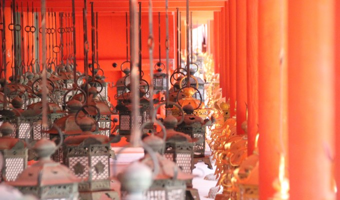 [毎月1日・11日・21日]奈良 春日大社 旬祭
