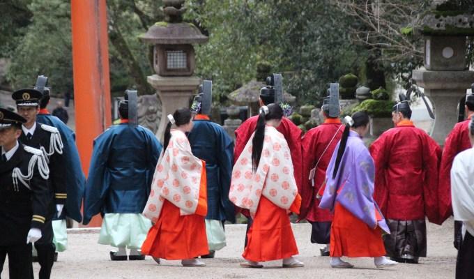 [2月17日]奈良 春日大社 祈年祭