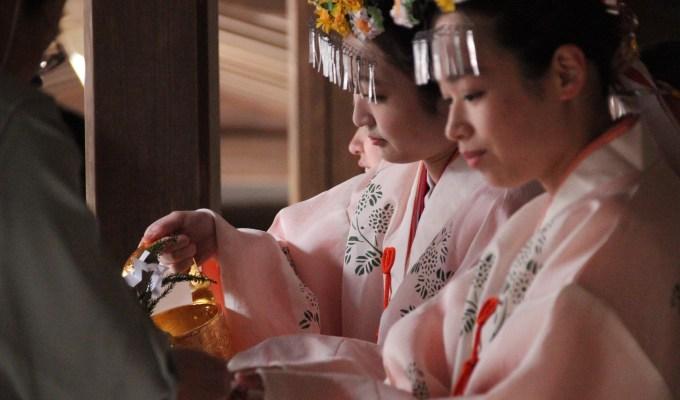 [2月23日]奈良 大神神社 天長祭