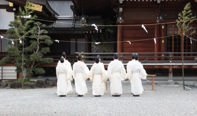 [October] Traditional Event in Kyoto and Nara