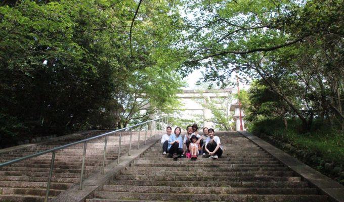 [第2回]神社清掃奉仕 奈良 奈良縣護國神社