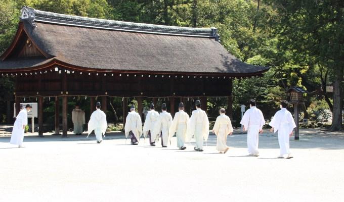 [4月21日]京都 上賀茂神社 摂末社春祭